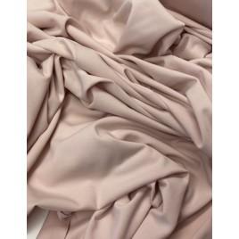 Suknelinis krepinis audinys šviesi rožinė
