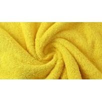 Frotinis trikotažas geltonas