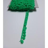 """Juostelė su burbuliukais mažais """"žalia"""""""