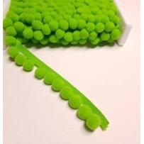 """Juostelė su burbuliukais  dideliais """"žalia"""""""