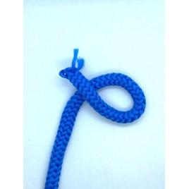 Virvė apvali mėlyna 12mm