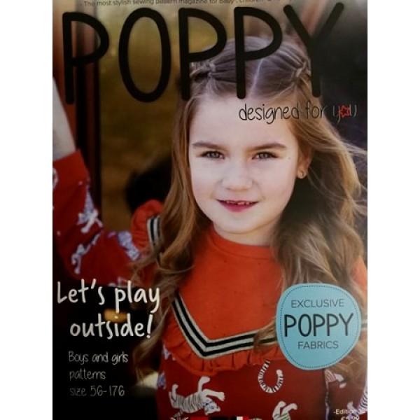 Poppy, Edition 15