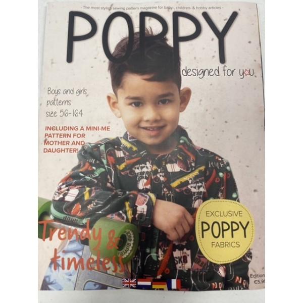Poppy, Edition 17