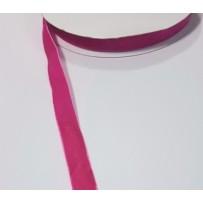 Barchatinė avietės spalvos juostelė