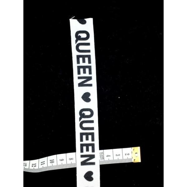 Juostelė austa Queen 25mm