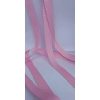 Juostelė austa rožinė 15mm