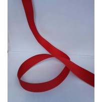 Juostelė austa raudona 15mm