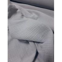 Garinta medvilnė- marlė pilka