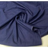 Džinsas medvilninis plonas mėlynas