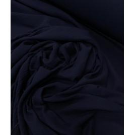 Muslinas- garinta medvilnė tamsiai mėlyna