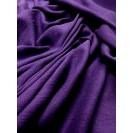 Garinta medvilnė- marlė ( gauze) tamsiai violetinė