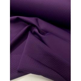 Neoprenas dvipusis faktūrinis tamsiai violetinis