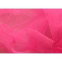 Tiulis minkštas nenoninis rožinis 300cm pločio