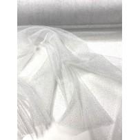 Tiulis blizgus balta/sidabrinė
