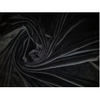 Veliūras juodas
