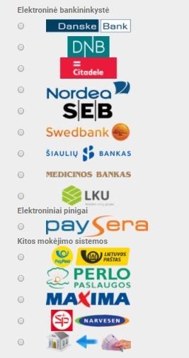 prekybos atsiskaitymo sistema)